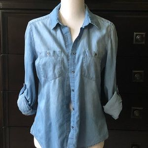 Wax Jean Denim shirt